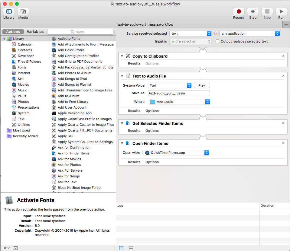 Tell Us Your Mac Automation Stories - TidBITS